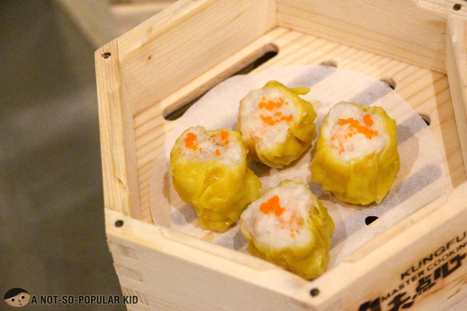 Steamed siomai in Six Doors Buffet