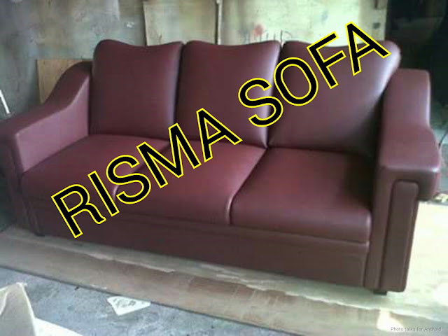 service sofa 3 seater di harapan indah