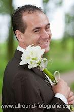 Bruidsreportage (Trouwfotograaf) - Foto van bruidegom - 011