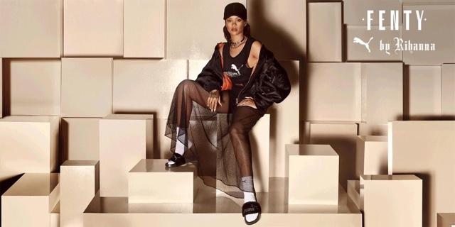Rihanna releases FENTY x PUMA LEADCAT Fur Slides