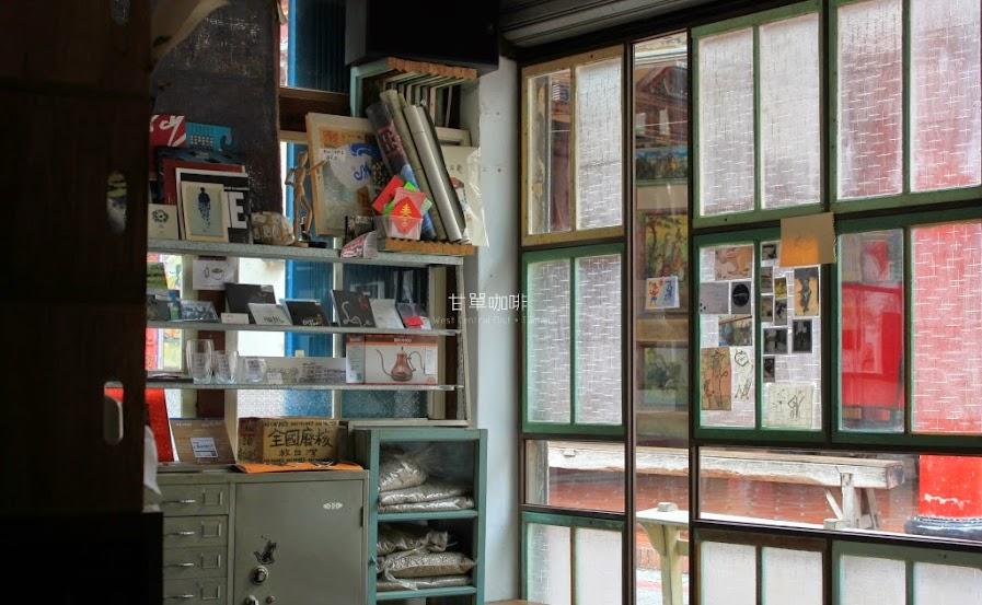 台南中西區咖啡館,甘單咖啡-6