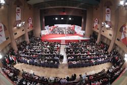 Vecinos por alcorc n presentaci n de candidatos a alcaldes socialistas en el buero vallejo de - Teatro en alcorcon ...