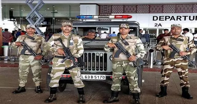 CISF Recruitment: Chhandpad jobs for more than 21 thousand posts for the 10 th pass.