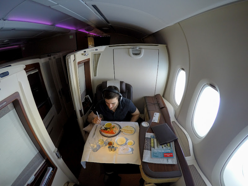 SIN%252520PVG 77 - REVIEW - Singapore Airlines : Suites - Singapore to Shanghai (A380)