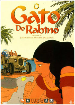 Download – O Gato do Rabino – DVDRip AVI Dual Áudio + RMVB Dublado