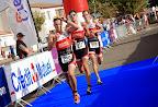 Coupe de France des clubs, équipe de Triathlon homme se classe 16e