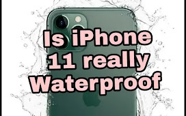 Is the iPhone 11 Really Waterproof ?