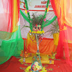 Janmashtami Celebration (Primary) 24.08.2016
