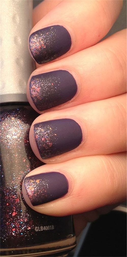 Top Stylish Fall Nail Ideas, Designs & Colors | Fashionte