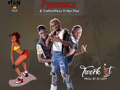 [MUSIC+VIDEO]: Finnexx Ft. Trellion x Mpi Pboi - Terk It | @fynnexx_boxx