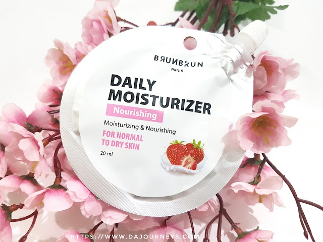 Review BrunBrun Nourishing Daily Moisturizer
