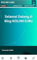 Kolom Ilmu: Blog tentang Ilmu Pendidikan Agama serta Tutorial Blogging dan Adsense