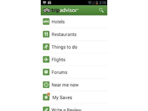 Web Tripadvisor