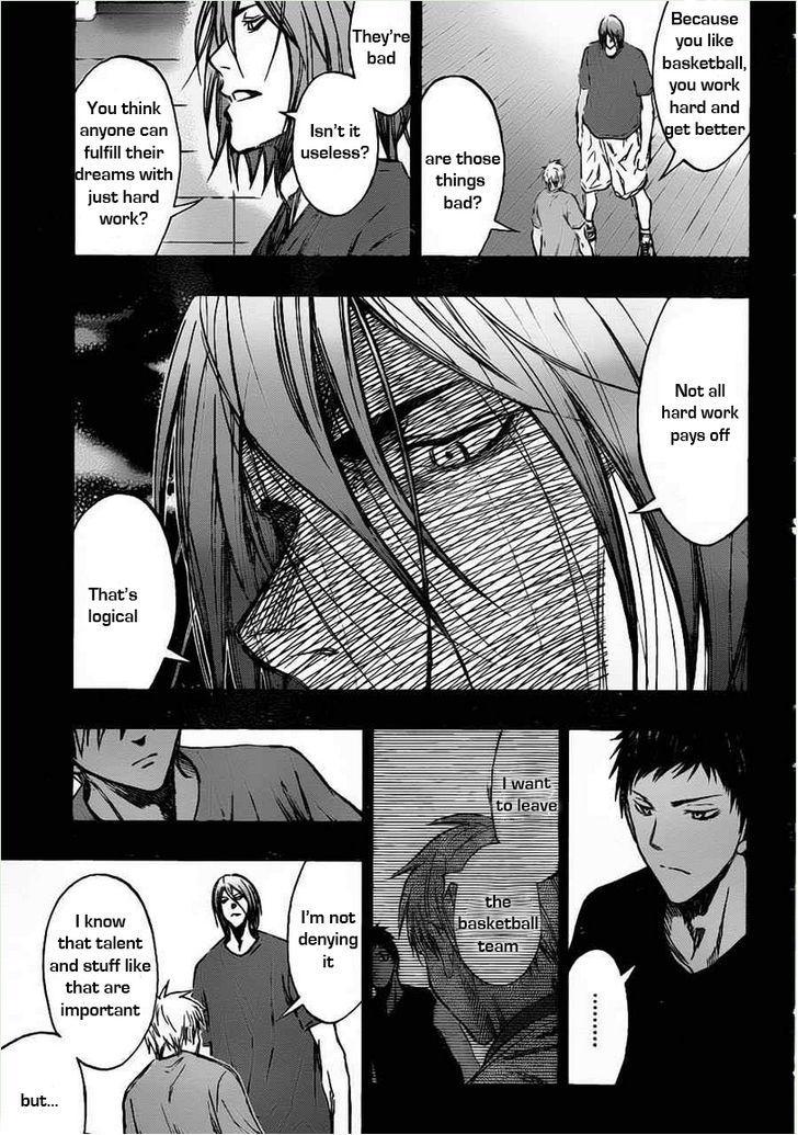 Kuroko no Basket Manga Chapter 158 - Image 05