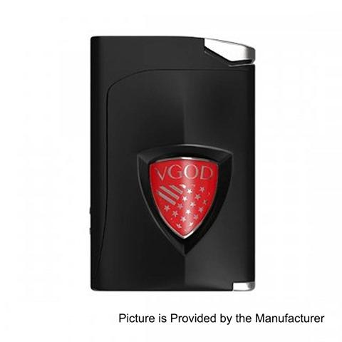 authentic-vgod-elite-200w-tc-vw-variable-wattage-box-mod-black-silver-aluminum-stainless-steel-2-x-18650