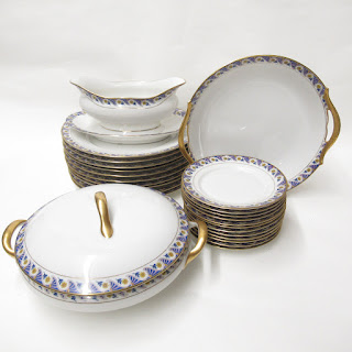 Limoges China 25 Piece Lot