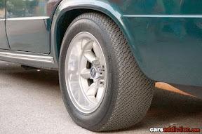 Vintage Tire Thread
