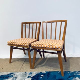 John Widdicomb Co. Pair Dining Chairs #2