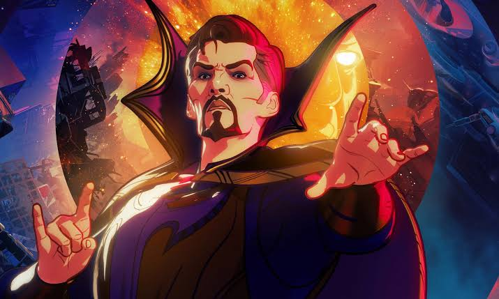 """What if...? Season 1 Episode 4 """"Doctor Strange Lost His Heart Instead of His Hands?"""