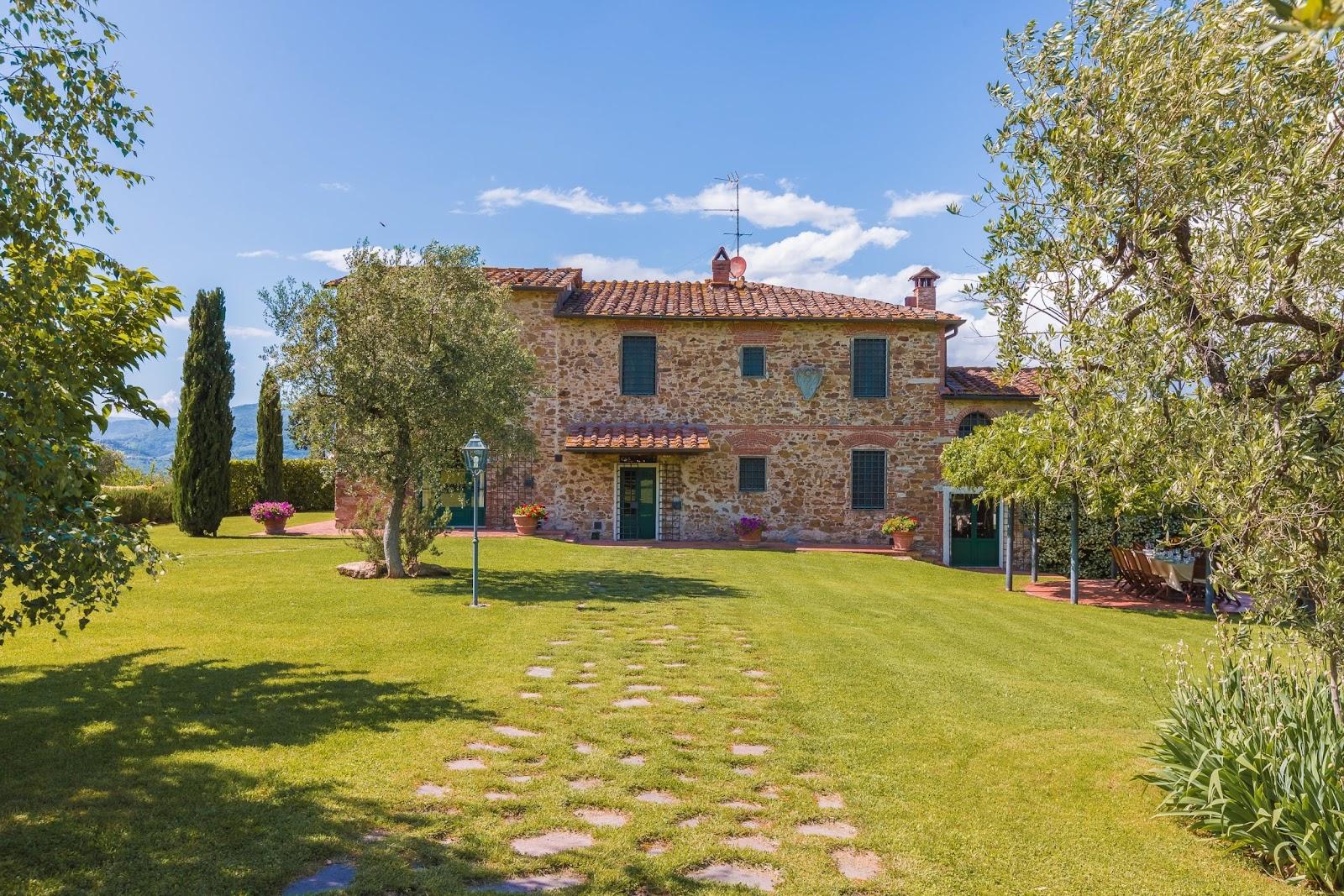 Villa Roncovisi_Monsummano Terme_3