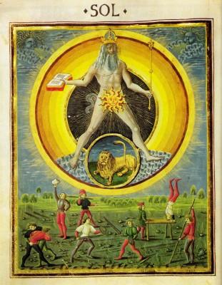 Commentary On Liber Resh Vel Helios Image