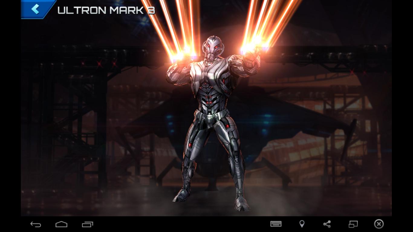 Ultron MARK 3 - Vingadores: A Era de Ultron