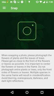PlantSnap - Identify Plants, Flowers, Trees & More- screenshot thumbnail