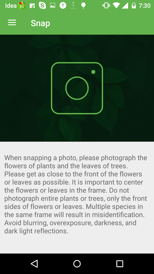PlantSnap - Identify Plants, Flowers, Trees & More- screenshot