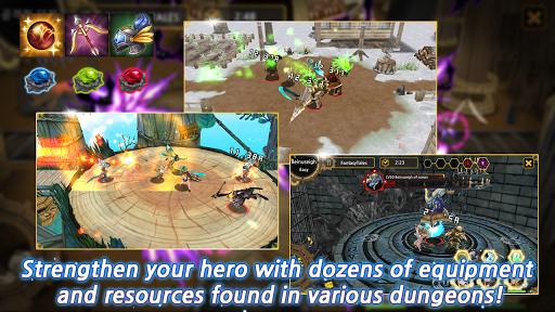 Fantasy Tales - Idle RPG 1.58 screenshots 4