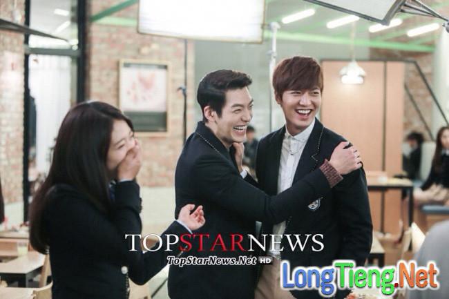 Tạm biệt anh Lee Min Ho lên đường nhập ngũ, người không chỉ là chồng của lọ lem! - Ảnh 10.