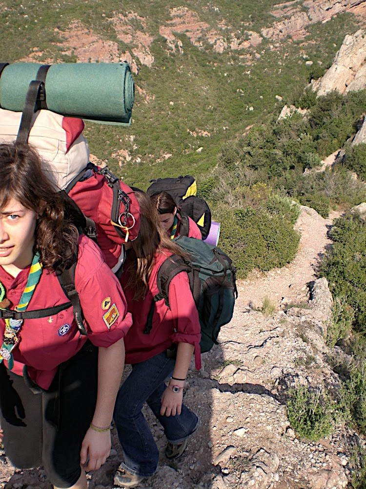 Sortida Sant Salvador de les espasses 2006 - CIMG8249.JPG