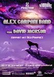 2015-04-26 Alex Carpani Band & David Jackson @ Progfrog Blok Nieuwerkerk aan den Ijssel