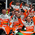 Force India completa su primer pit-stop en Malasia
