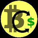 Bitcoin Converter icon