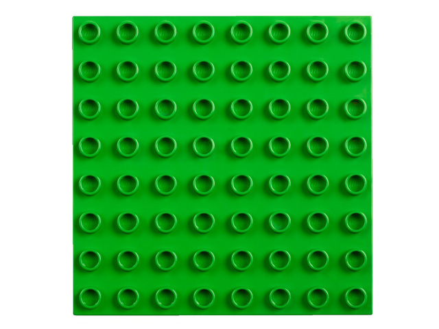 レゴ デュプロ 基礎板ミニ(赤・緑・黄)4632