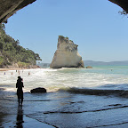 Hahei Beach - Cathedral Cove