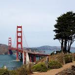 golden gate bridge in San Francisco in San Francisco, California, United States