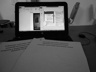 Membuat Overview Dokumen Akreditasi RS