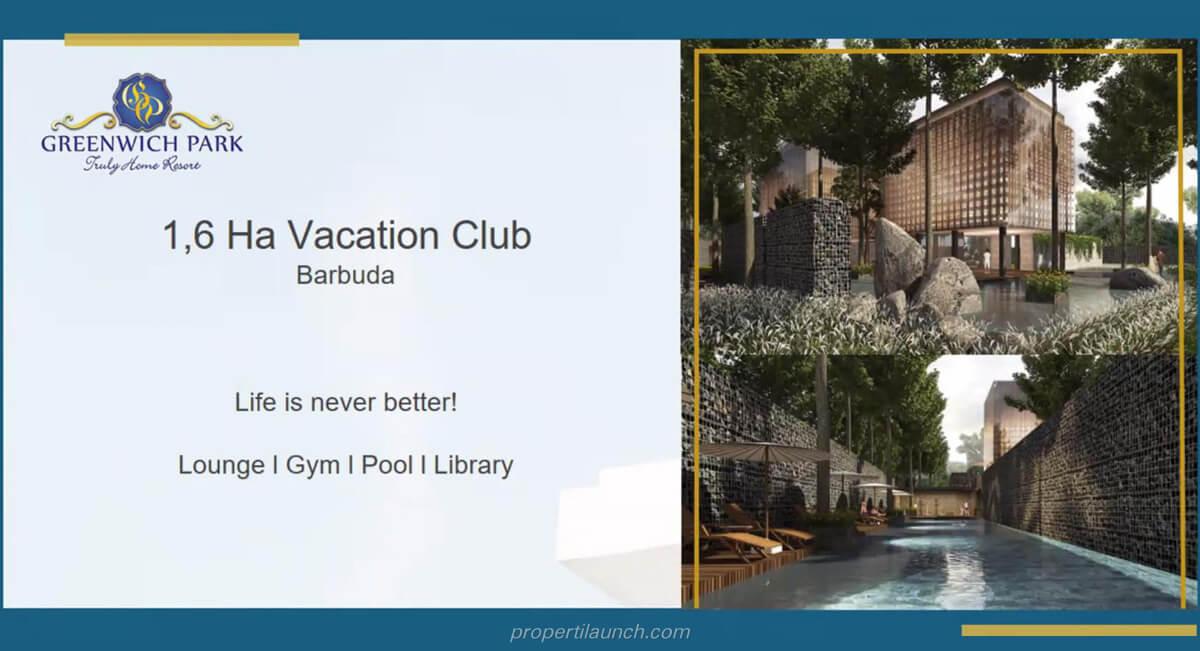 Barbuda Club