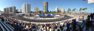 World Challenge GT at Long Beach