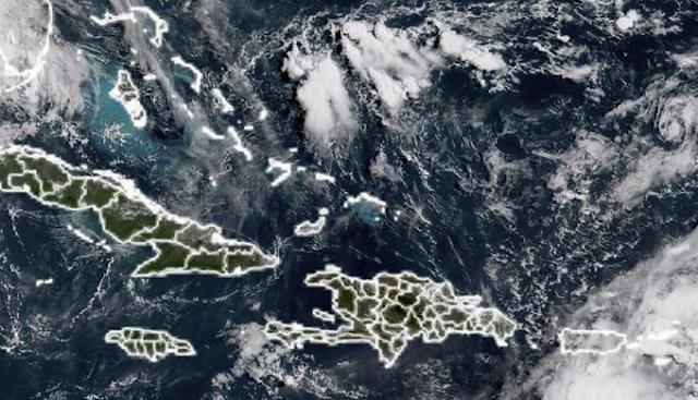 Reducirían el miércoles  lluvias provocadas por la depresión tropical Grace