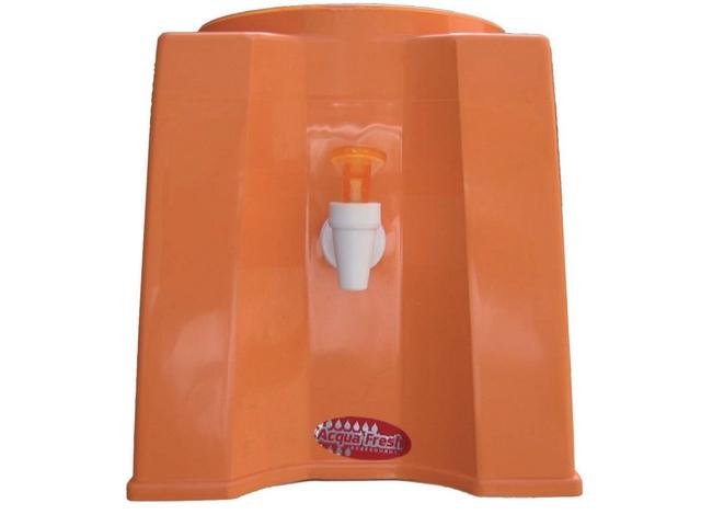 Ref: 001 Suporte Simples laranja