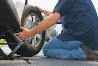cambiar los neumáticos