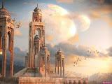 Golden City Of Dragons