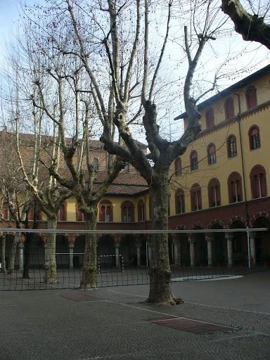 L'Istituto Salesiano Sant'Ambrogio di Milano dove il CLNAI decise l'insurrezione (25 aprile 1945)