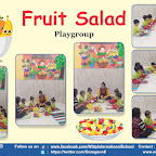 Cooking Activity - Fruit Salad Making Activity by Playgroup Section (2018-19), Witty World, Goregaon East