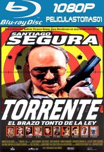 Torrente 1: El brazo Tonto de la Ley (1998) BDRip m1080p