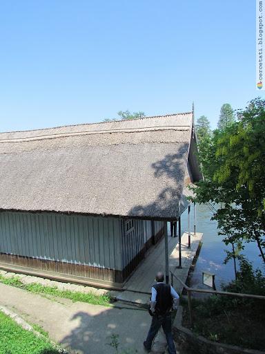 Fish shop (cerhana), Tulcea country