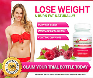 Lose weight with Advanced Slim Raspberry Ketones