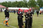 zawody strazackie Klonowiec 2013